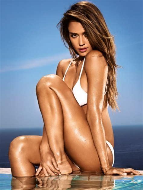 Imagenes Hot Jessica Alba | c5223 jessica alba hot actress sexy bikini wall print