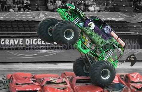monster trucks grave digger bad to the monster trucks houses pictures