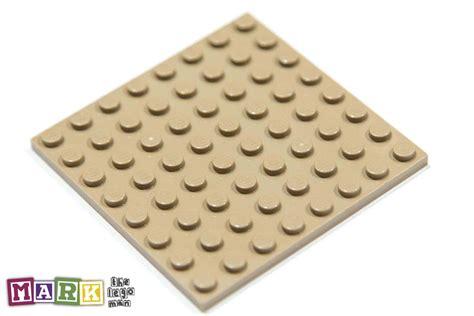 Lego Plate 8 X 16 Sand Original Part 8x16 lego 41539 8 215 8 plate 4570111 mad about bricks