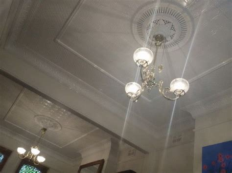 Pressed Steel Ceilings by 1000 Images About Ceilings On