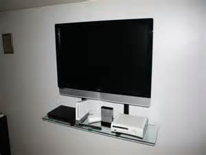 wall shelf for tv cable box images