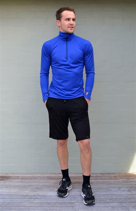 Wool Shorts s wool shorts s black merino wool sports and