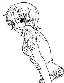 anime coloring pages printable anime one coloring pages printable