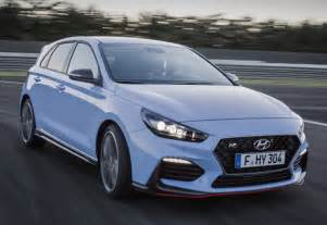 Hyundai Sa Hyundai S Golf Gti Fighter Revealed Will The New I30 N