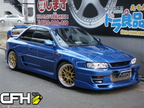 subaru gc8 widebody trial type r widebody gc8 wide