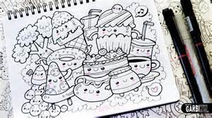 Kawaii Food Hello Doodles Easy And Kawaii Drawings By