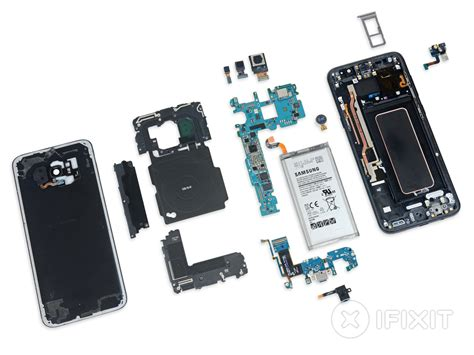 Samsung Repair Samsung Galaxy S8 Teardown Ifixit