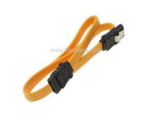 kabel data sata new kabel data sata orange clip toko sigma