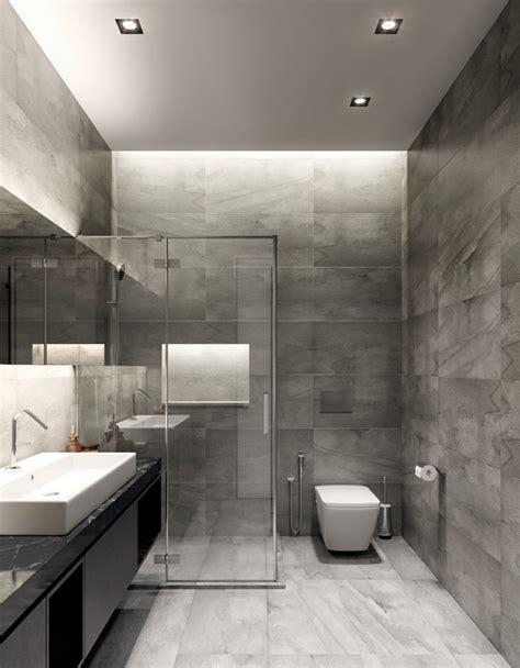 imagenes de baños minimalistas modernos imagenes de ba 241 os 102 ideas para espacios modernos