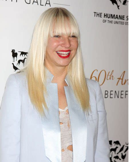sia singer chandelier swinging from the chandelier sia furler gets married ok