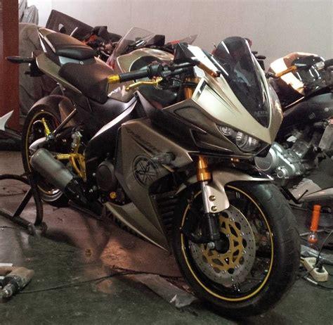 Girset Yamaha R15 มาแล ว kit set yzf r15