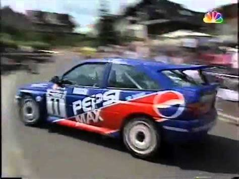 accident recorder 1997 ford escort navigation system ford escort cosworth adac rally deutschland 1994 youtube