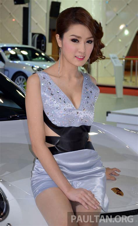 girl s the girls of the 2014 bangkok motor show part 1 image 238535
