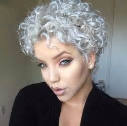 haircut for thick frizzy gray hair 10 new natural short curly hairstyles short hairstyles