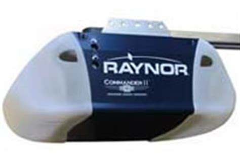 Raynor Garage Door Opener Raynor Commander Ii Garage Door Opener 1 2 Hp Drive