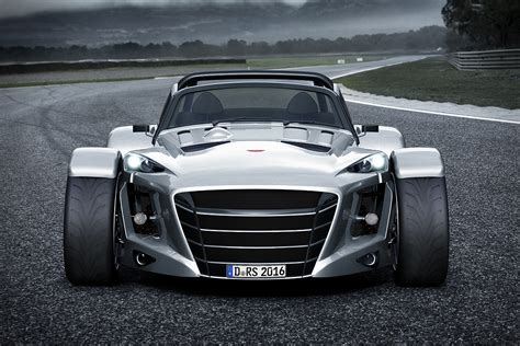 Donkervoort D8 Gto by Donkervoort D8 Gto Rs Hiconsumption