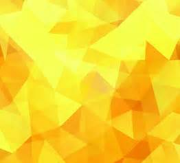 free bright yellow polygon background vector titanui