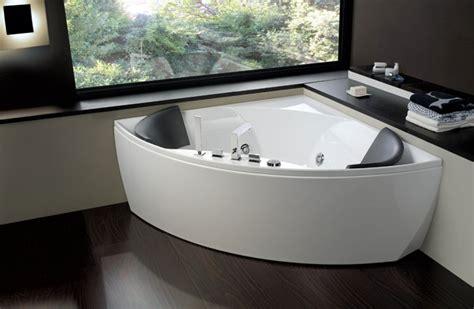 vasca da bagno angolo 50 bellissime vasche da bagno angolari moderne