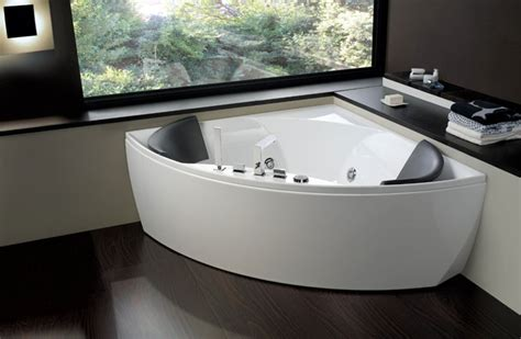 vasca bagno angolare 50 bellissime vasche da bagno angolari moderne