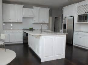 Transitional Kitchen Cabinets White Transitional Kitchen Traditional Kitchen Cabinetry Kansas City By Belak