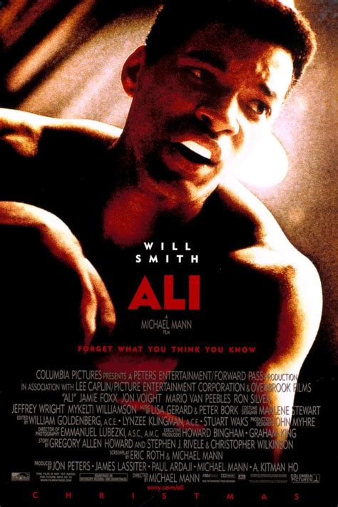 Muhammad Biography Film | will smith s muhammad ali biopic film ali is being re