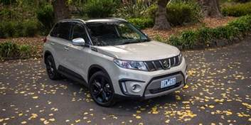 Suzuki Vitara Turbo 2016 Suzuki Vitara S Turbo Review Caradvice