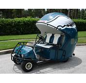 Custom Golf Cars  Carts Diversified
