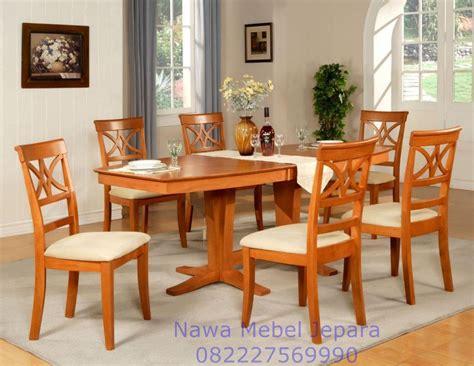 desain meja makan jati desain meja kursi makan modern jual meja dan kursi