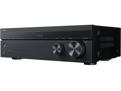 sony str dh stereo receiver  phono input