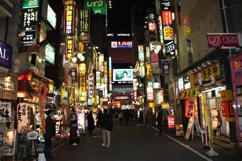 tokyo red light district tourist highlights of shinjuku tokyo tripatrek travel