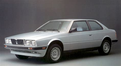 1985 maserati biturbo custom 1985 1987 maserati biturbo ii review supercars net