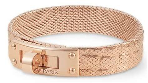 Hermes Hm022 Rosegold the 38 400 hermes gold bracelet purseblog