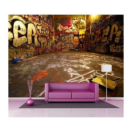 sticker mural geant tags graffiti