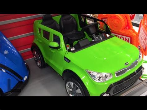 kia kid trax soul sing along dj ride on car | doovi