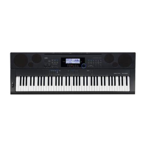 Keyboard Casio Wk 6500 casio wk 6500 audiofanzine