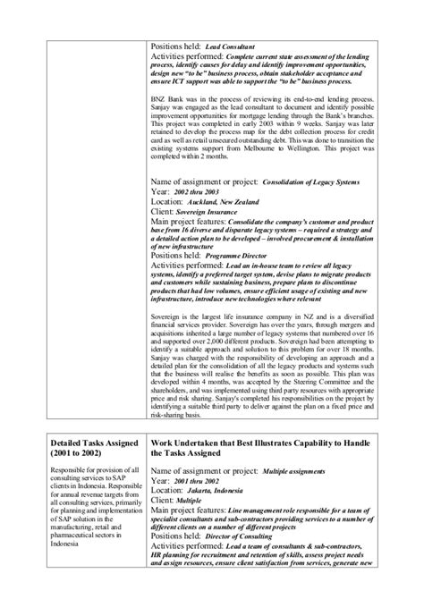 format cv adb adb consultant cv template image collections certificate