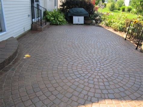 Large Paver Patio Large Paver Patio Large Paver Patio Pattern Patio Inspiration Large Patio Stones