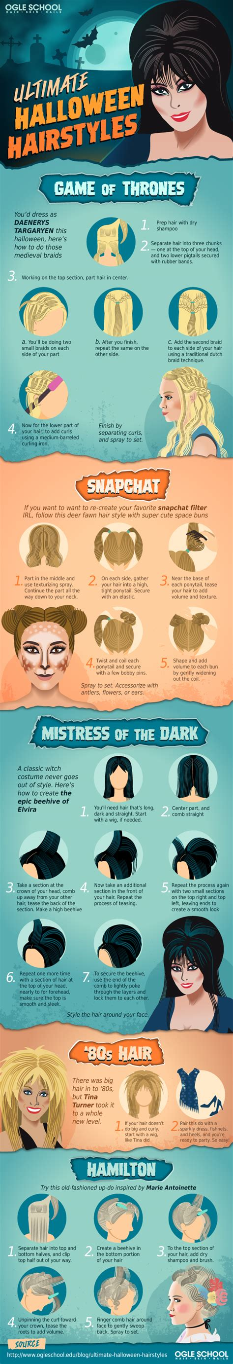 halloween hairstyles step by step halloween hairstyles how to make your hair the best part