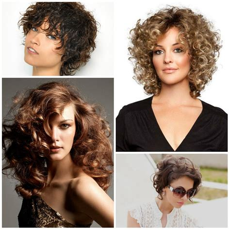 Curly Hairstyles For 2017 For by Curly Hairstyle Trends For 2017 Haircuts And Hairstyles
