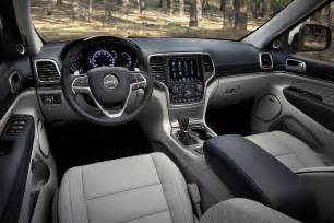 Jeep Interiors by The Jeep 174 Brand Introduces New 2017 Grand