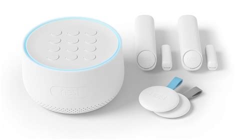 nest secure home alarm promises sleek protection