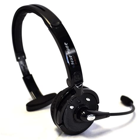 Headset For Phone blue tiger pro drive bluetooth wireless headset trucker cell phone the