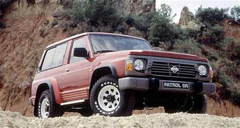nissan patrol 1990 modified bilmodel dk 187 nissan patrol mk ii 2 8 tdi slx aut