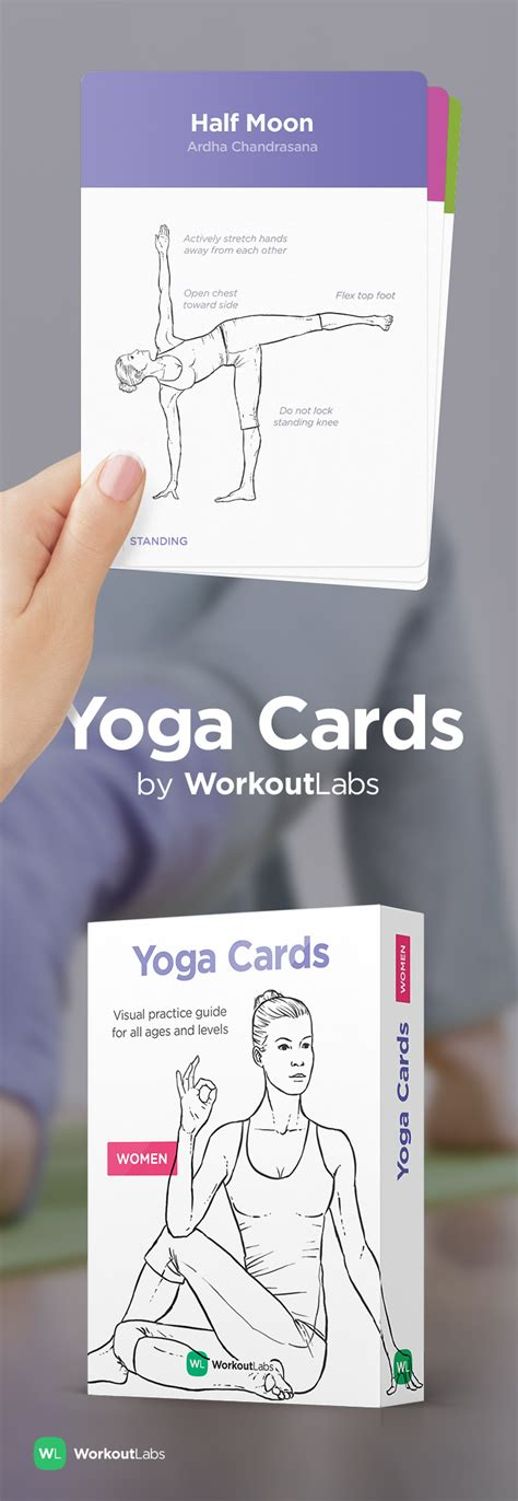 printable yoga cards yoga cards essential visual practice guide for beginners