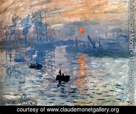 biography of artist claude monet claude oscar monet the complete works biography
