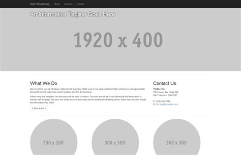 templates bootstrap slide start bootstrap half slider template for bootstrap 3