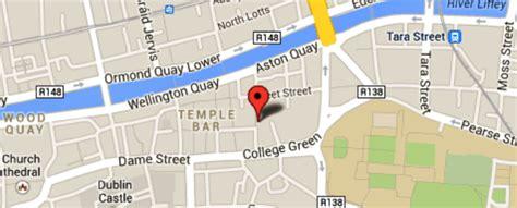 Google Dublin Address contact information address map irish stock exchange