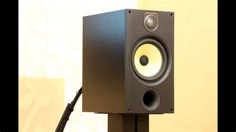b w 685 s2 bookshelf speakers sound demo pop