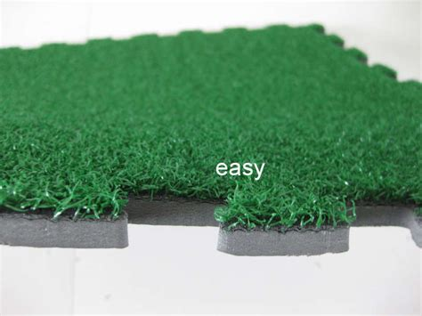 Grass Mat by The Information Is Not Available Right Now