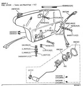 Xjs Fuel System Diagram Rebuilding The Fuel Lines Jaguar Forums Jaguar